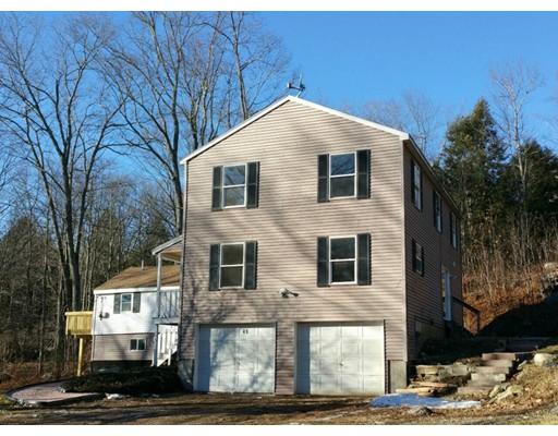 Single Family Home for Sale at 45 Brigham Street 45 Brigham Street Hubbardston, Massachusetts 01452 United States