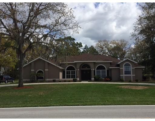Частный односемейный дом для того Продажа на 1287 N. Annapolis Avenue 1287 N. Annapolis Avenue Hernando, Флорида 34442 Соединенные Штаты