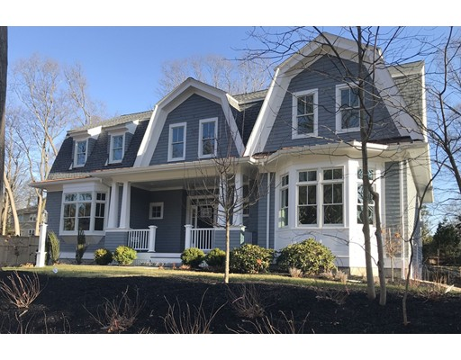 Picture 1 of 650 Washington St  Wellesley Ma  4 Bedroom Single Family#