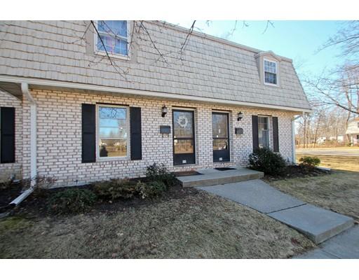 共管式独立产权公寓 为 销售 在 50 Corey Colonial Agawam, 01001 美国
