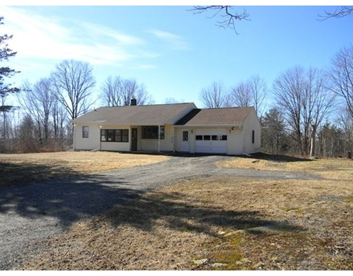 Single Family Home for Sale at 90 Searles Hill Road 90 Searles Hill Road Phillipston, Massachusetts 01331 United States