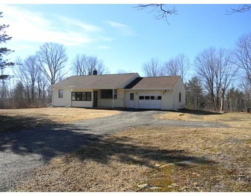 واحد منزل الأسرة للـ Sale في 90 Searles Hill Road 90 Searles Hill Road Phillipston, Massachusetts 01331 United States