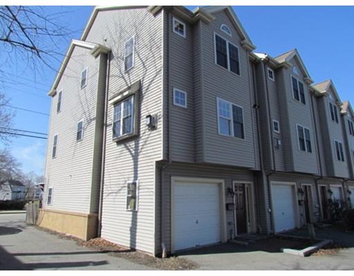 Кондоминиум для того Продажа на 6 Palmer Street 6 Palmer Street Quincy, Массачусетс 02169 Соединенные Штаты