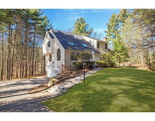 Частный односемейный дом для того Продажа на 189 Middle Road 189 Middle Road Southborough, Массачусетс 01772 Соединенные Штаты