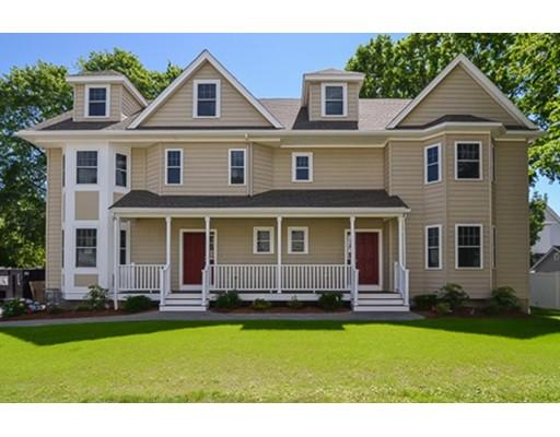 Townhouse for Rent at 7 Ellen Terrace #7 7 Ellen Terrace #7 Watertown, Massachusetts 02472 United States