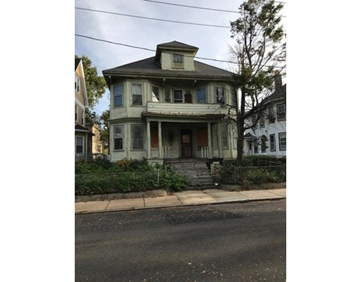 Multi-Family Home for Sale at 34 Holborn Street 34 Holborn Street Boston, Massachusetts 02121 United States