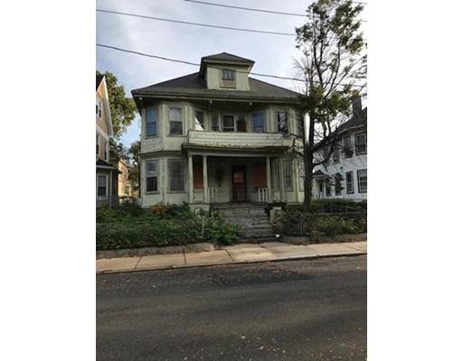 다가구 주택 용 매매 에 34 Holborn Street 34 Holborn Street Boston, 매사추세츠 02121 미국