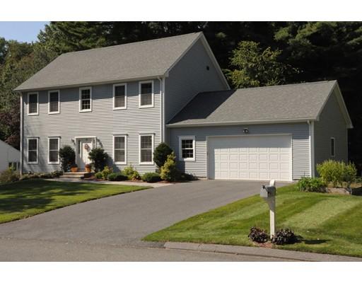 独户住宅 为 销售 在 50 Crest Avenue Longmeadow, 01106 美国
