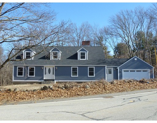Single Family Home for Sale at 35 Depot Street 35 Depot Street Westford, Massachusetts 01886 United States
