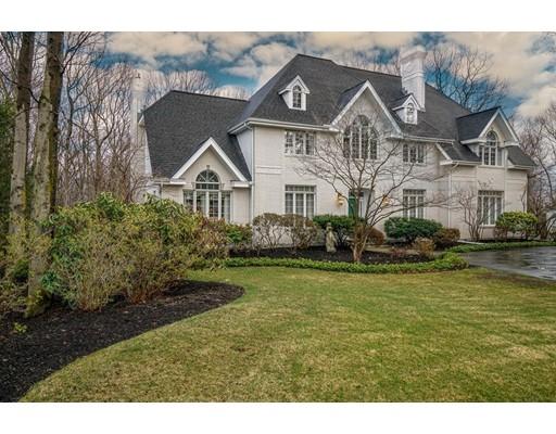 Частный односемейный дом для того Продажа на 20 Saxon Lane 20 Saxon Lane Shrewsbury, Массачусетс 01545 Соединенные Штаты