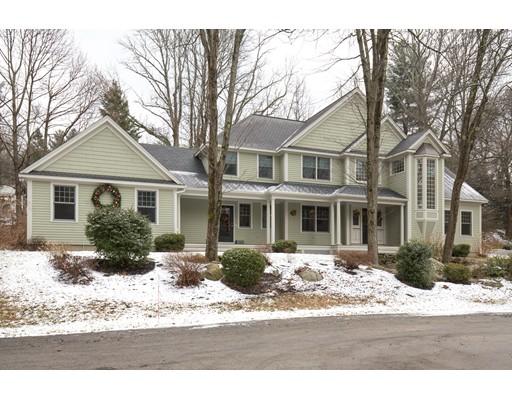 Maison unifamiliale pour l Vente à 24 Willowbrook Lane 24 Willowbrook Lane Worcester, Massachusetts 01609 États-Unis