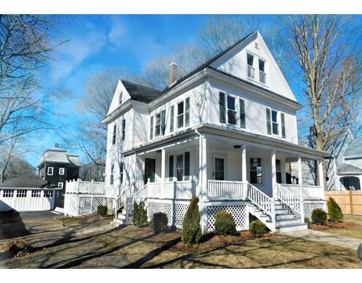 واحد منزل الأسرة للـ Sale في 12 Newton Street 12 Newton Street Mansfield, Massachusetts 02048 United States