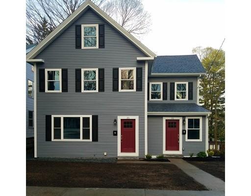 Condominium for Sale at 35 Pope Hudson, Massachusetts 01749 United States