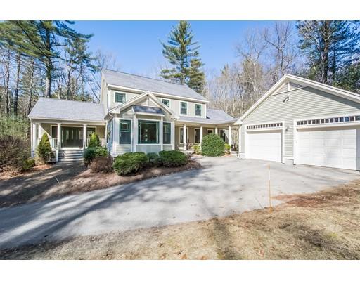 Casa Unifamiliar por un Venta en 49 Old Grafton Road 49 Old Grafton Road Upton, Massachusetts 01568 Estados Unidos