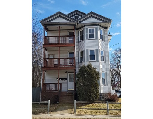 Single Family Home for Rent at 143 Porter Street 143 Porter Street Stoughton, Massachusetts 02072 United States