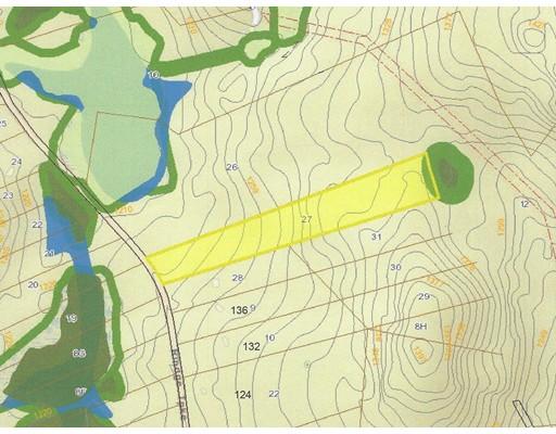 Terrain pour l Vente à 142 Rindge Tpke 142 Rindge Tpke Ashburnham, Massachusetts 01430 États-Unis