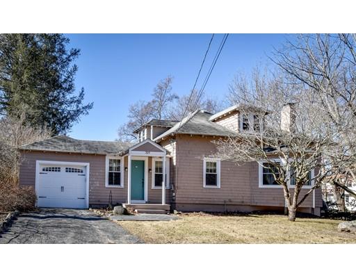 Casa Unifamiliar por un Alquiler en 329 Mill Street 329 Mill Street Lancaster, Massachusetts 01523 Estados Unidos