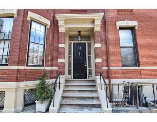 واحد منزل الأسرة للـ Rent في 27 Hereford St #ALL 27 Hereford St #ALL Boston, Massachusetts 02115 United States