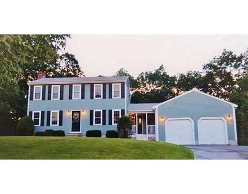 Maison unifamiliale pour l Vente à 48 Wexford Drive 48 Wexford Drive Mansfield, Massachusetts 02048 États-Unis