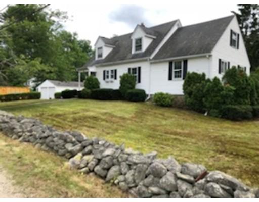 Single Family Home for Sale at 313 Thayer Street 313 Thayer Street Millville, Massachusetts 01529 United States