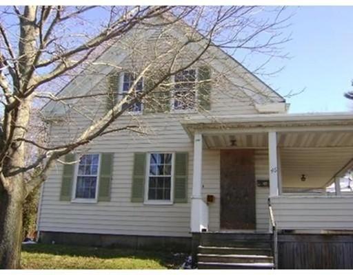 Частный односемейный дом для того Продажа на 46 N Main Street 46 N Main Street Avon, Массачусетс 02322 Соединенные Штаты