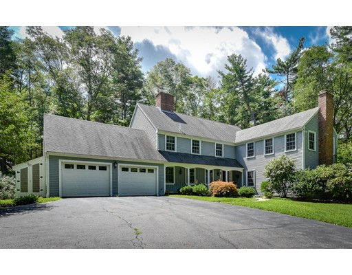 Single Family Home for Sale at 12 Pleasant Street 12 Pleasant Street Dover, Massachusetts 02030 United States