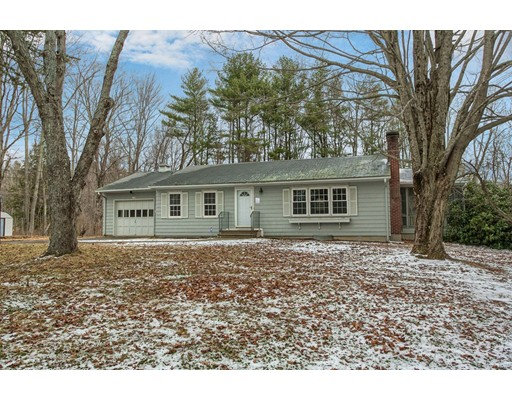 Single Family Home for Sale at 189 Brooks Station Road 189 Brooks Station Road Princeton, Massachusetts 01541 United States