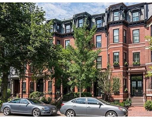 Maison accolée pour l à louer à 311 Marlborough St #311 311 Marlborough St #311 Boston, Massachusetts 02116 États-Unis