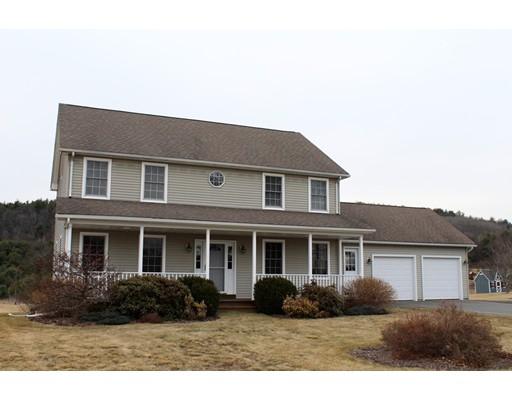 Single Family Home for Sale at 294 Emery Street 294 Emery Street Palmer, Massachusetts 01069 United States