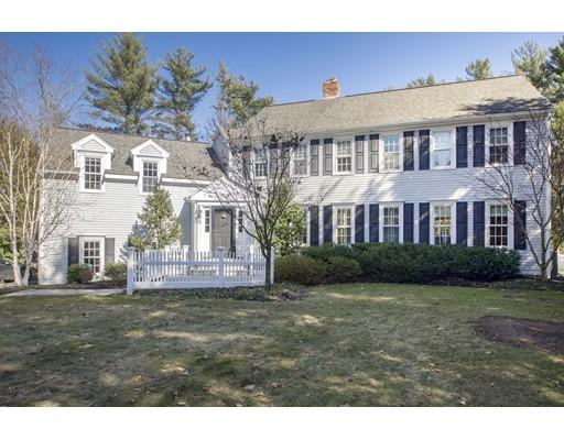 Частный односемейный дом для того Продажа на 63 Cushing Hill Road 63 Cushing Hill Road Hanover, Массачусетс 02339 Соединенные Штаты