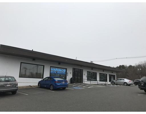 Commercial for Rent at 215 Newbury Street 215 Newbury Street Peabody, Massachusetts 01960 United States
