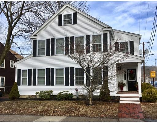 共管式独立产权公寓 为 销售 在 89 Friend Amesbury, 01913 美国