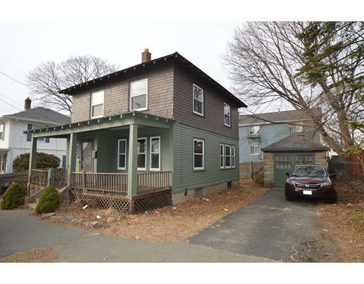 Single Family Home for Rent at 47 Wallis Street 47 Wallis Street Beverly, Massachusetts 01915 United States