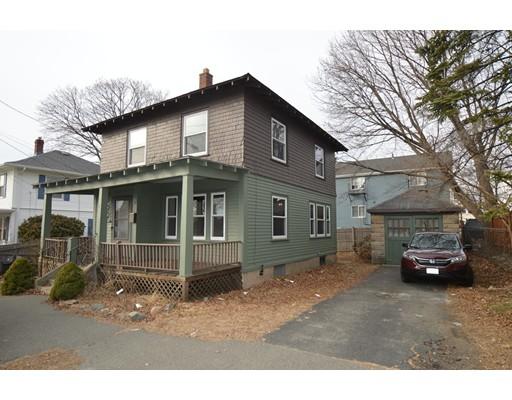 واحد منزل الأسرة للـ Rent في 47 Wallis Street 47 Wallis Street Beverly, Massachusetts 01915 United States