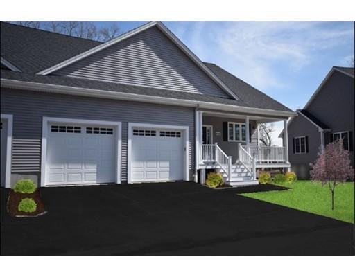 Appartement en copropriété pour l Vente à 414 Village Lane 414 Village Lane Bellingham, Massachusetts 02019 États-Unis