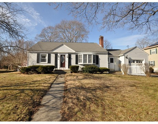 Single Family Home for Sale at 8 Flint Street Chelmsford, 01824 United States