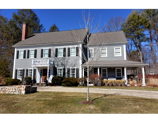 21 Parker Road, Wellesley, MA 02482
