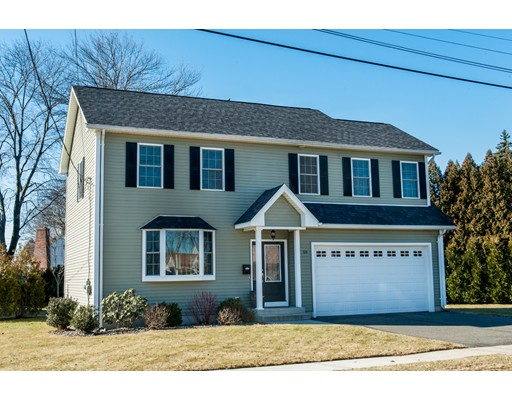Single Family Home for Sale at 59 Oxford Street 59 Oxford Street Chicopee, Massachusetts 01020 United States
