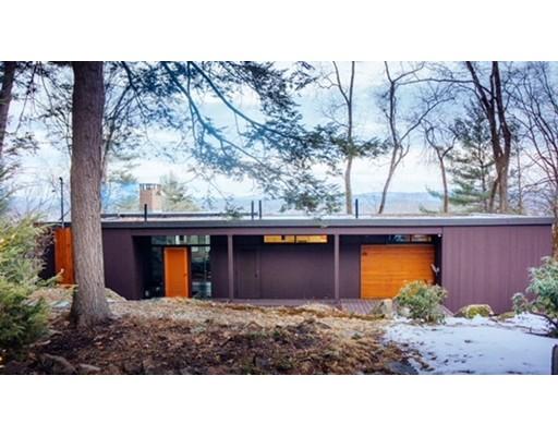 Частный односемейный дом для того Продажа на 128 Mountain Road 128 Mountain Road Greenfield, Массачусетс 01301 Соединенные Штаты