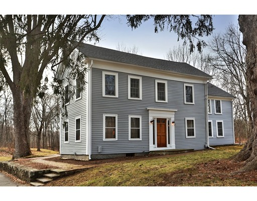 Single Family Home for Sale at 135 Indian Hill Street West Newbury, 01985 United States
