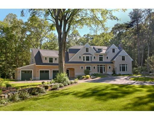 Частный односемейный дом для того Продажа на 29 Plympton Road 29 Plympton Road Sudbury, Массачусетс 01776 Соединенные Штаты