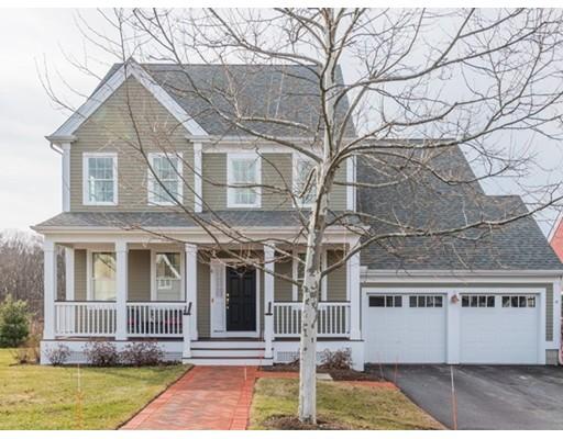 共管式独立产权公寓 为 销售 在 6 Fletcher Cir #5 6 Fletcher Cir #5 Hudson, 马萨诸塞州 01749 美国