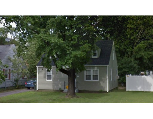Single Family Home for Rent at 281 Breckwood Blvd Springfield, Massachusetts 01109 United States