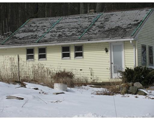 Casa Unifamiliar por un Venta en 6 Hillside Drive West Brookfield, Massachusetts 01585 Estados Unidos