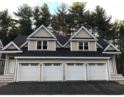 Condominium for Sale at 8 Trail Ridge Way 8 Trail Ridge Way Harvard, Massachusetts 01451 United States