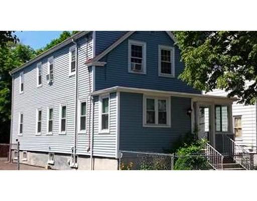 Single Family Home for Rent at 250 Cross Street 250 Cross Street Malden, Massachusetts 02148 United States
