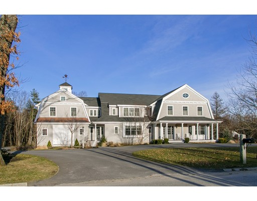 Single Family Home for Sale at 32 Johnson Road 32 Johnson Road Carlisle, Massachusetts 01741 United States