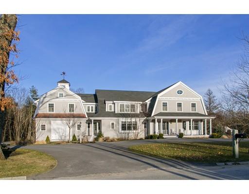独户住宅 为 销售 在 32 Johnson Road 32 Johnson Road 卡莱尔, 马萨诸塞州 01741 美国