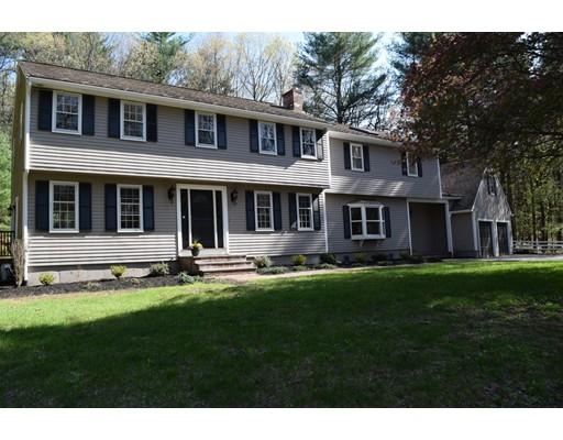 Single Family Home for Sale at 21 Porter Road 21 Porter Road Boxford, Massachusetts 01921 United States