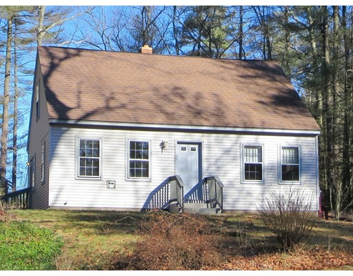 独户住宅 为 销售 在 45 Robbins Road Monson, 马萨诸塞州 01057 美国